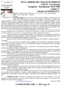 Article Le Bibliothécaire